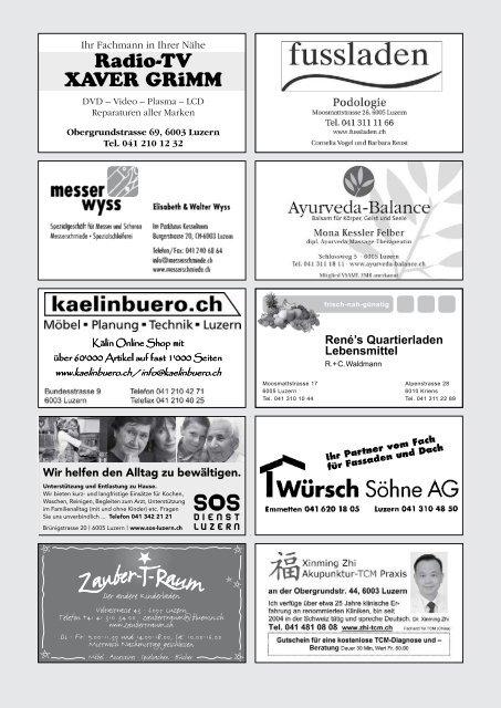 Quartierzeitung, Nr. 102-2013, neuste Ausgabe - Obergrund