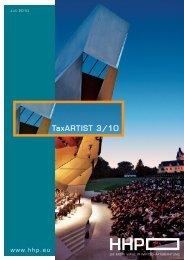 TaxARTIST 3/10 ARTIST 3/10 - HHP - Hammerschmied ...