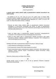 Uchwala Nr XXV/216/2012 z dnia 27 grudnia 2012 r. - Urząd Gminy ...