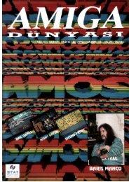 Amiga Dunyasi - Sayi 07 (Aralik 1990).pdf - Retro Dergi