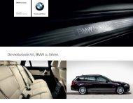 Broschüren-Download Schwarz auf Weiß: Die BMW ... - BMW.com