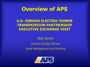 APS - United States Energy Association
