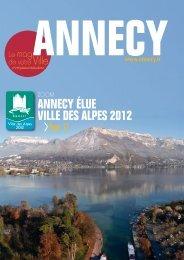 Magazine Annecy 219-janvier février 2012