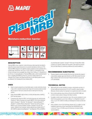 Planiseal MRB Planiseal MRB - Brock White