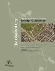 BOPC Design Guidelines - Buffalo Olmsted Parks Conservancy