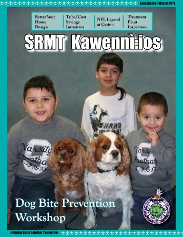 SRMT Kawennì:ios - Saint Regis Mohawk Tribe