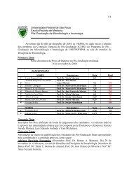 CEPG - 07/12/04 - Departamento de Microbiologia, Imunologia e ...