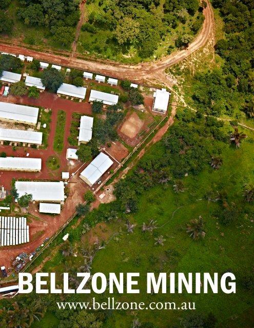 African iron - The International Resource Journal