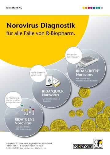 Norovirus-Diagnostik - Trillium GmbH