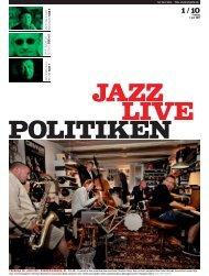 JazzLive - Politiken
