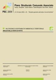 Piano Strutturale Comunale Associato - Comune di Faenza