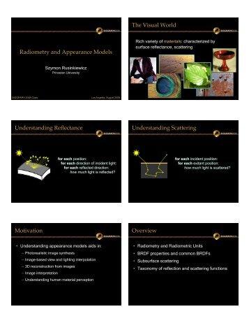 High-res PDF - Graphics