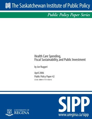 Health Care Spending, Fiscal Sustainability, and Public Investment