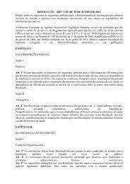 RESOLUÇÃO – RDC N.29, DE 30 DE JUNHO DE 2011 - Obid