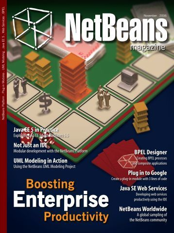 Cover, Introductory material, and Table of Contents - NetBeans