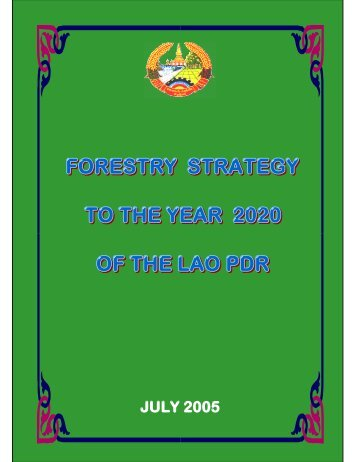 Forestry-Strategy.. - The REDD Desk