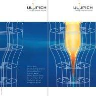 Flyer - Ullrich - Glass Technology Solutions