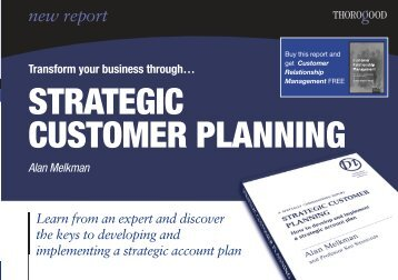 Brochure - Thorogood Publishing