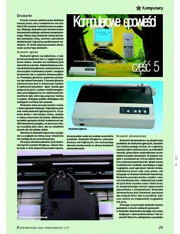Komputerowe opowieści, cz. 5 - Elportal