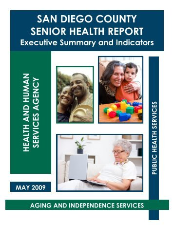 2009 Senior Health Report - San Diego Health Reports and ...