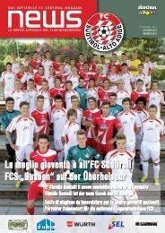 FCS News Oktober - FC Südtirol