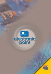line card ELEC POINT ROMA 2006 2.pdf - Electronic Point srl