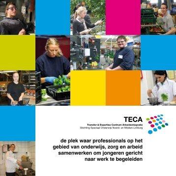 Download brochure TECA - Stichting Speciaal Onderwijs Noord