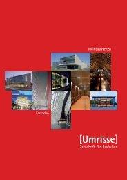 05·2009 - Themen: WeinBauWelten, Fassaden - Umrisse