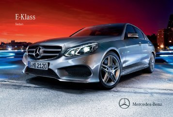 E-Klass - Mercedes-Benz