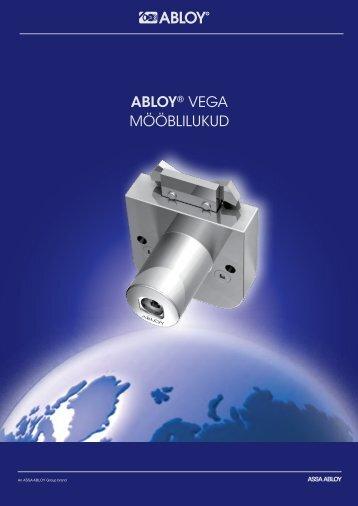 ABLOY® Vega mööblilukud (1,49 MB)
