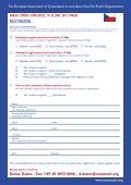 ANNUAL SUMMER CONFERENCE 19–21 JUNE 2009 ... - EUConsult - Page 4