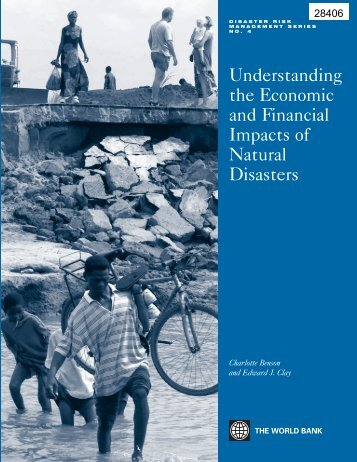 Understanding the Economic and Financial Impacts of ... - IPCC