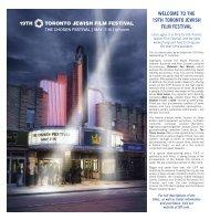 the three lennys - Toronto Jewish Film Festival
