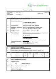 CONFIDOR 70 WG - Novum Czech sro