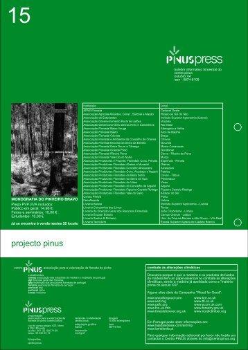 projecto pinus - Centro Pinus
