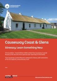 Causeway Coast & Glens - Discover Northern Ireland