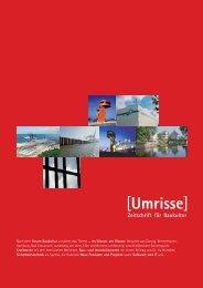 05·2007 - Themen: … im Wasser, am Wasser, Kraftwerke - Umrisse