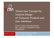 VICON Project Overview_AEGIS Conference_301111 - EPR