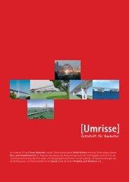 04·2008 - Thema: Große Brücken - Umrisse