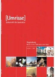 Regensburg - Umrisse