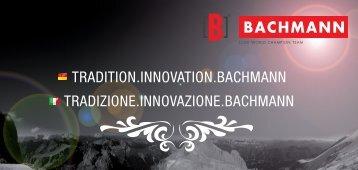Download depliant - Bachmann Otto