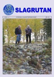 Nr 52 2008 - Svenska Slagruteförbundet