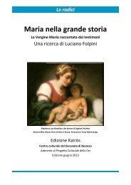 Storia di Maria - Decanato