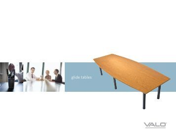 Glide Tables Valo Furniture