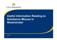 Useful Information Westminster.pdf - Westminster City Council