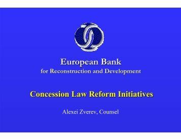 European Bank - UNECE