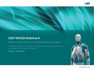 ESET NOD32 Antivirus 4 Home Edition