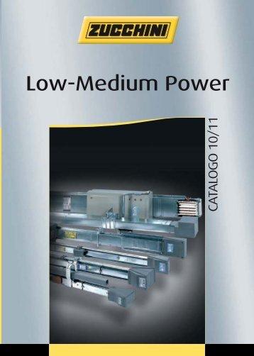 Catalogo Low-Medium Power (ITA) - Professionisti BTicino