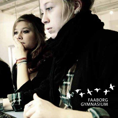 Informationsfolder - Faaborg Gymnasium