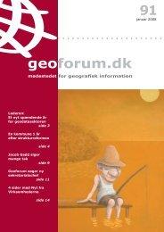 91 geoforum.dk - GeoForum Danmark